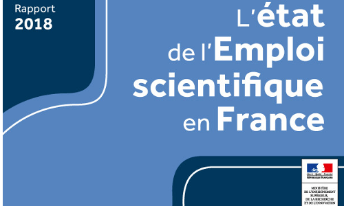 L'état de l'emploi scientifique en France