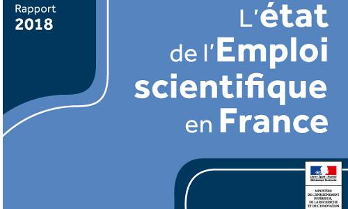 L'état de l'emploi scientifique en France