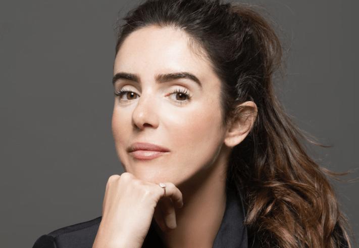 Aurelie Jean Docteure en sciences et entrepreneure (Crédit Frédéric Monceau)